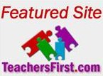 Featured Site on TeachersFirst